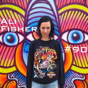 Ali Fisher Podcast