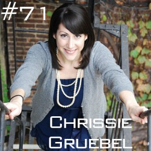 Chrissie Gruebel Podcast