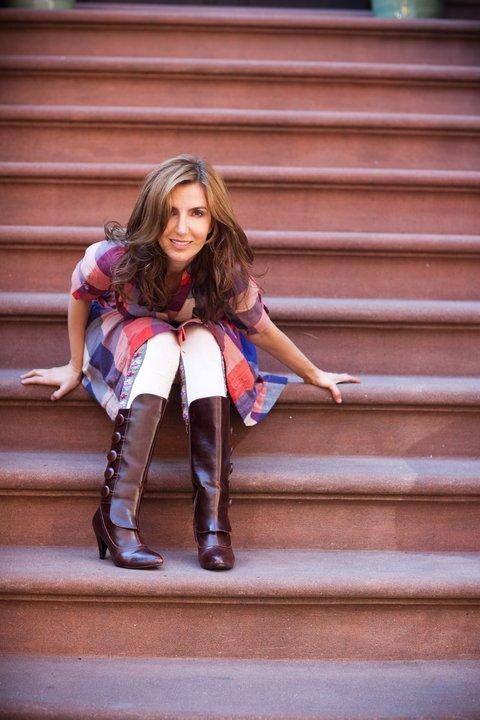 Christina Gausas Stairs