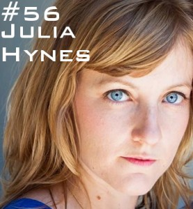 Julia Hynes podcast