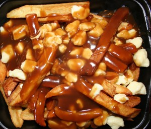 Exhibit A: Poutine