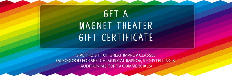 gift certificate magnet theater and training center magnet theater