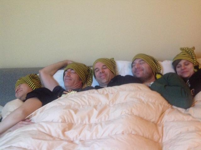 Sleepytime at Chateau Whyte, North Carolina Comedy Arts Festival, February 2013.