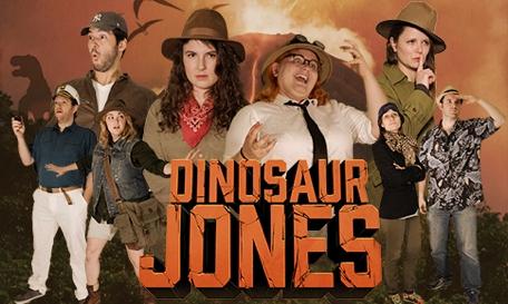 Dinosaur Jones
