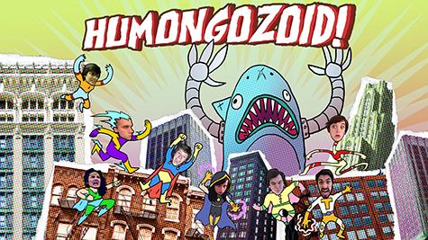 Humongozoid
