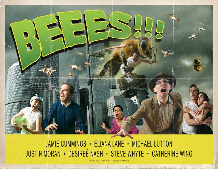BEEES!