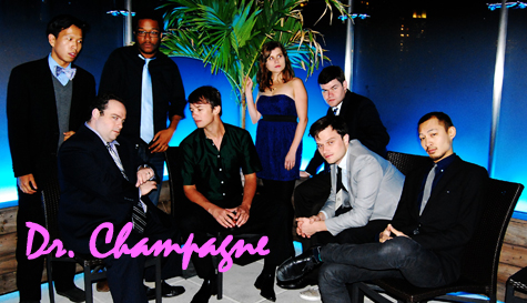 Dr. Champagne