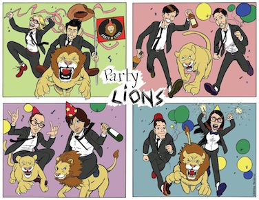 The Party Lions