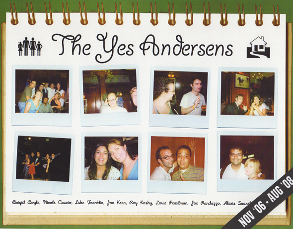 The Yes Andersens