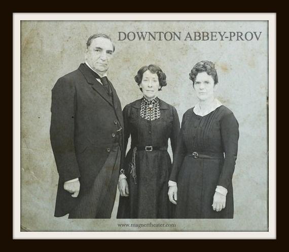 Downton Abbey Improv