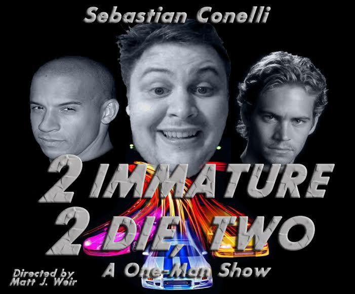 Sebastian Conelli: 2 Immature 2 Die Two