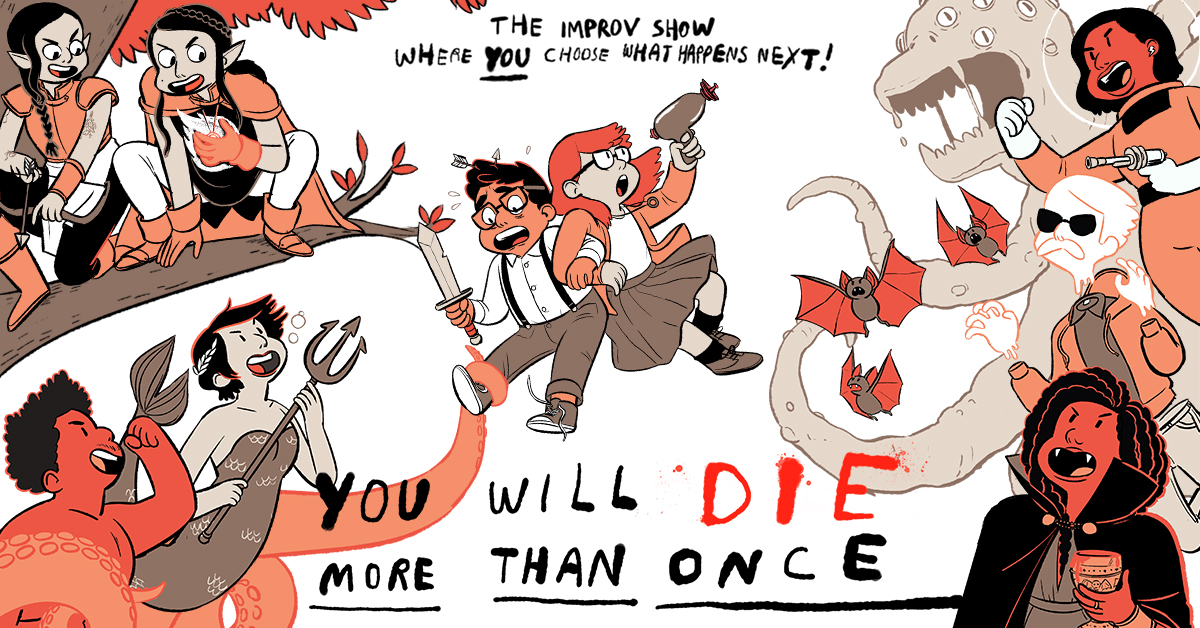 You Will Die More Than Once