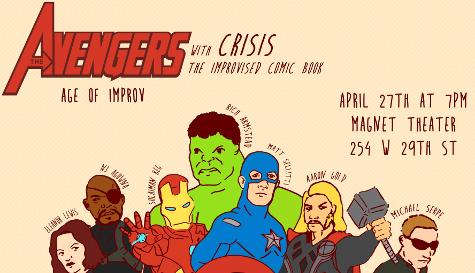 Avengers: Age of Improv