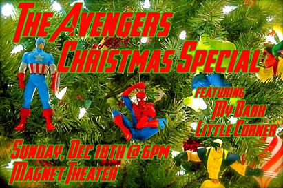 The Avengers Christmas Special