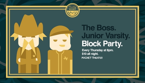Block Party | Magnet Theater