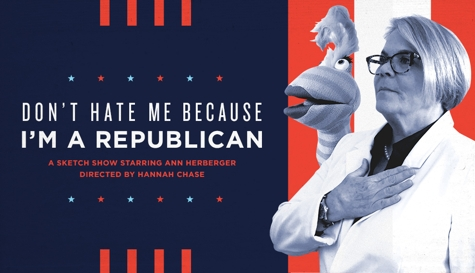 Don't Hate Me Because I'm A Republican