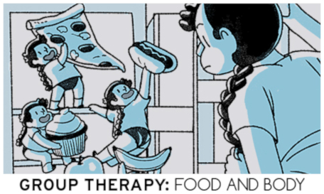 Group Therapy: Food and Body