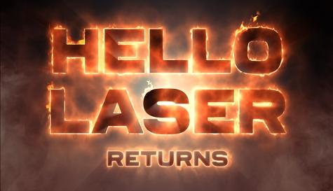 Hello Laser Returns