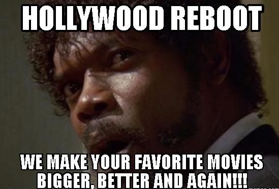 Hollywood Reboot