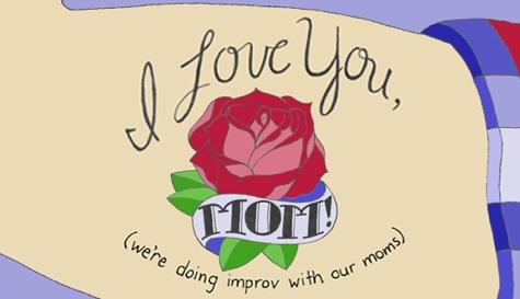 I Love You, Mom!