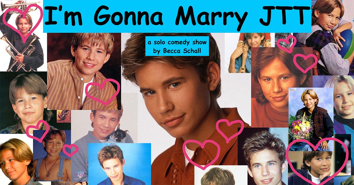 I'm Gonna Marry JTT