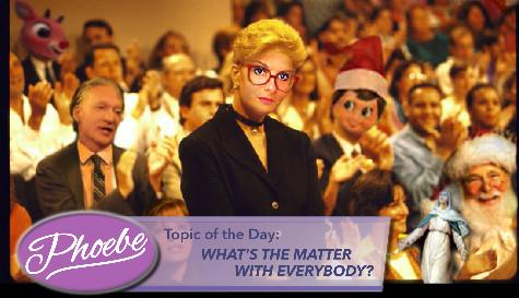 Phoebe Jessy Raphael: A Talk Show Christmas Special