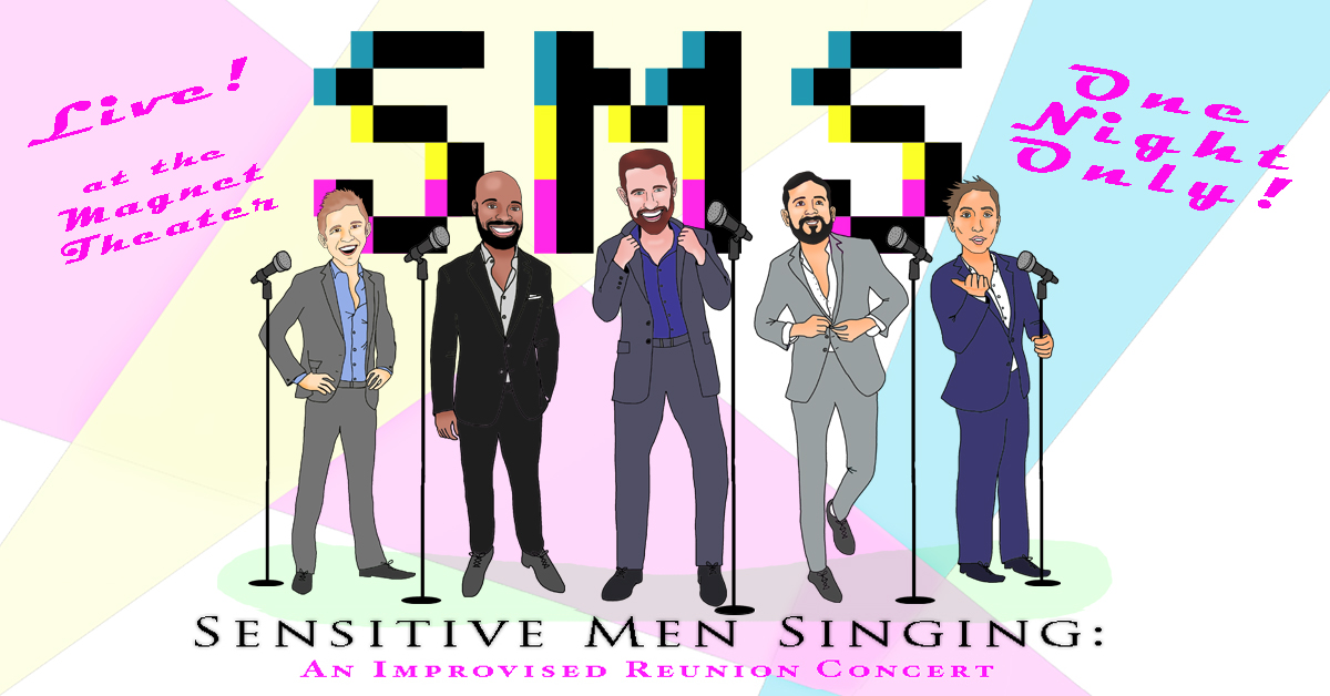 Sensitive Men Singing: An Improvised Reunion Concert