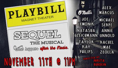 Sequel: The Musical
