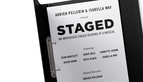 STAGED: An Improvised Staged Reading of a Musical
