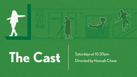 The Director Series: The Cast