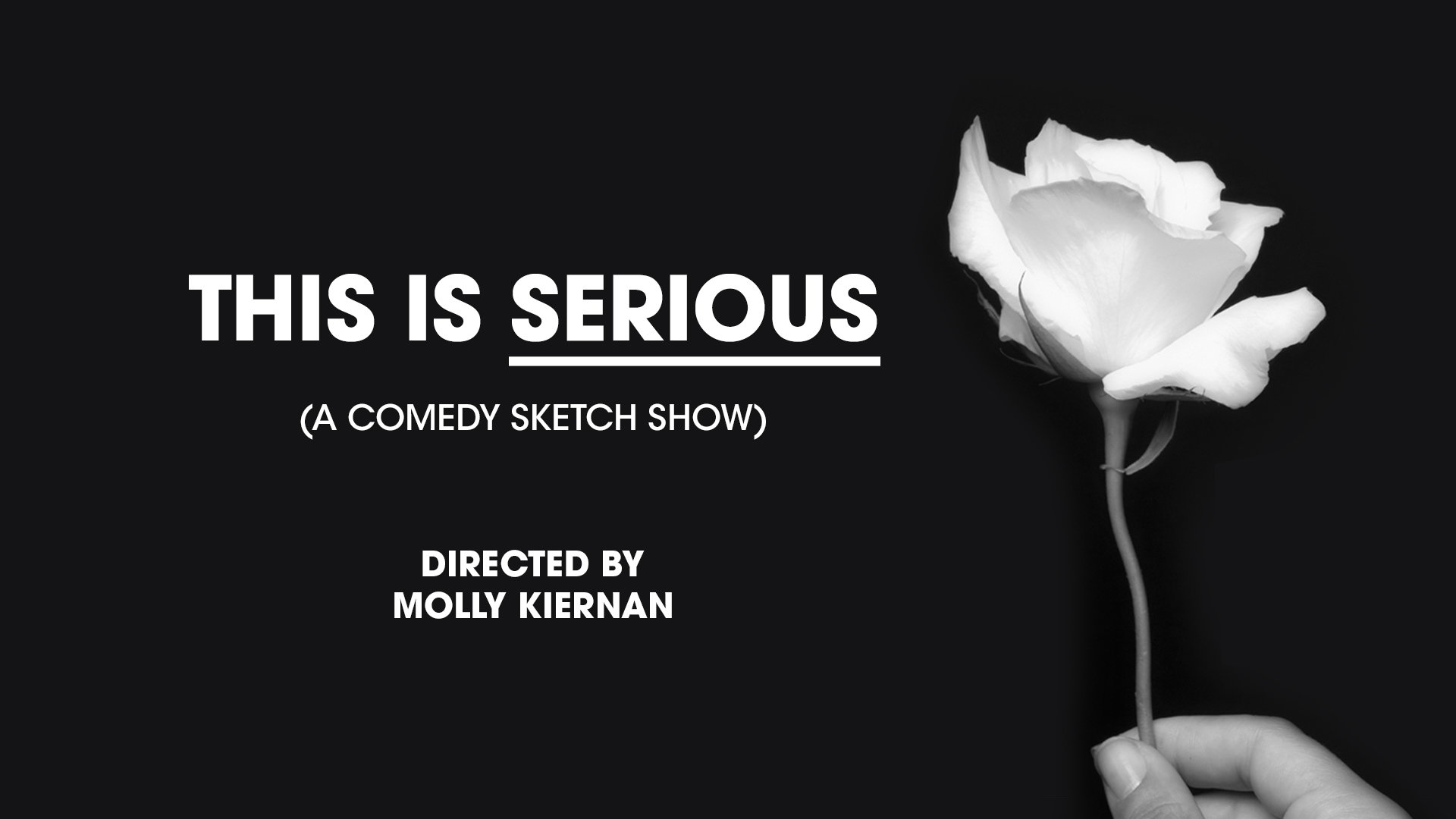 This Is Serious! (A Comedy Show)
