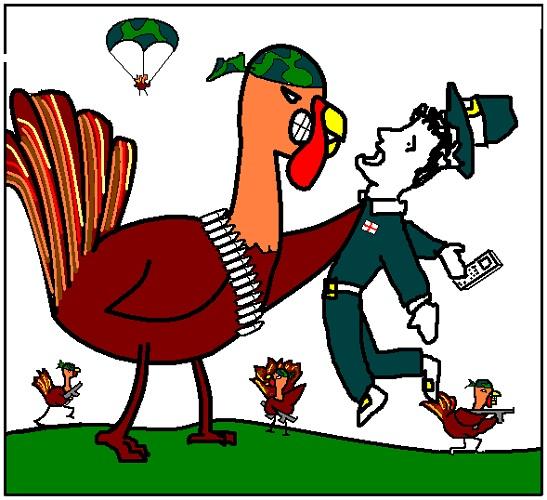 Slaughter of the Turkeys