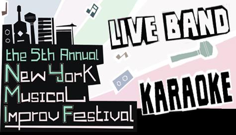 NYMIF Live Band Karaoke