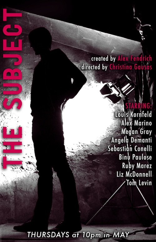 The Director Series: The Subject