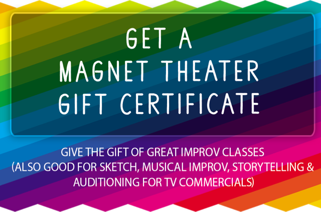 Magnet Theater – Original Improv and Sketch Comedy Shows and Classes