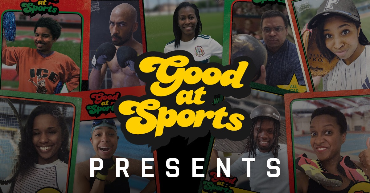 Good At Sports Unlimited