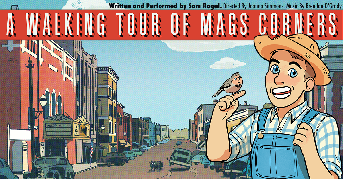 A Walking Tour of Mags Corners