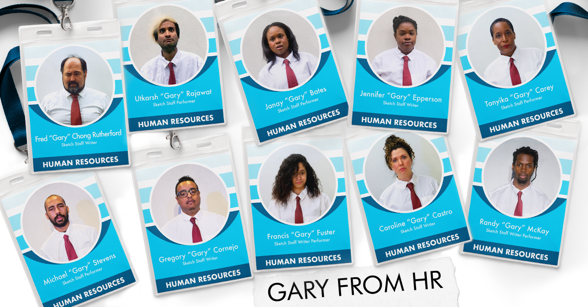 Gary From HR