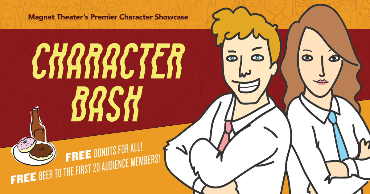Character Bash: One Big Happy Family