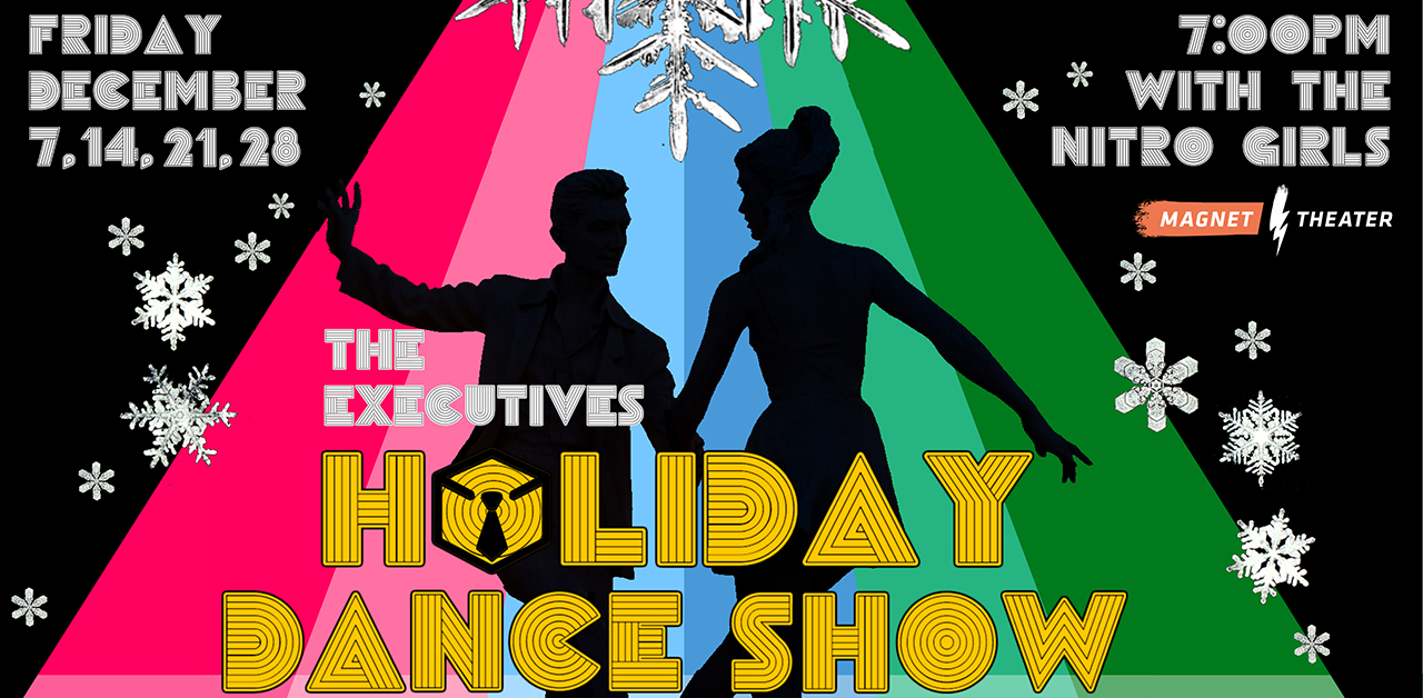 The Executives' Holiday Dance Show