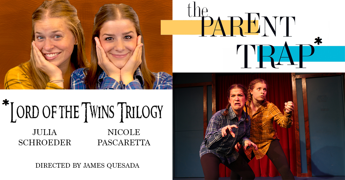 The Parent Trap: Lord of the Twins Trilogy