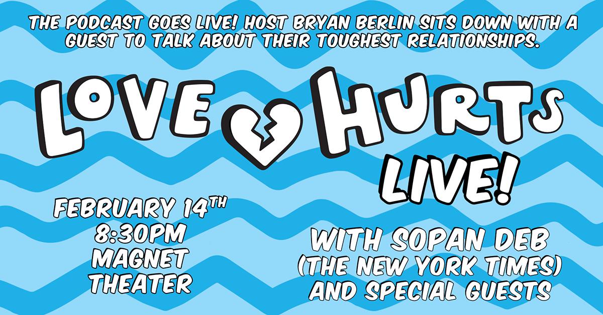 Love Hurts Live!