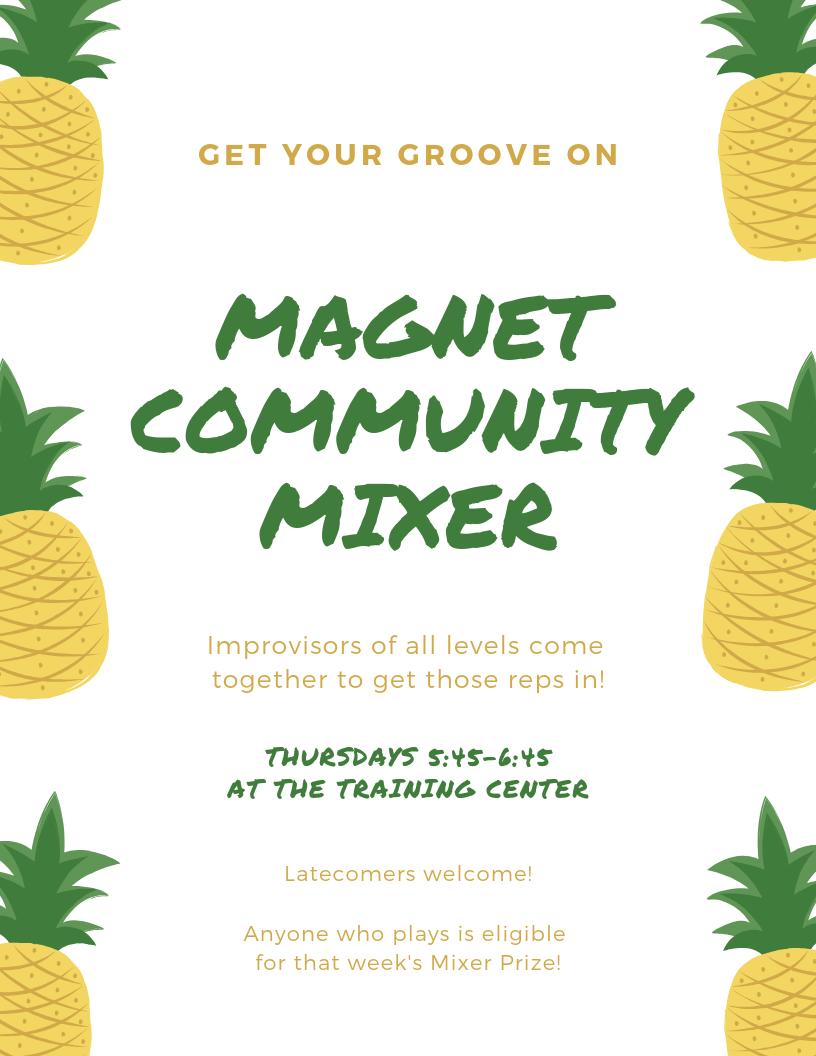Magnet Community Mixer