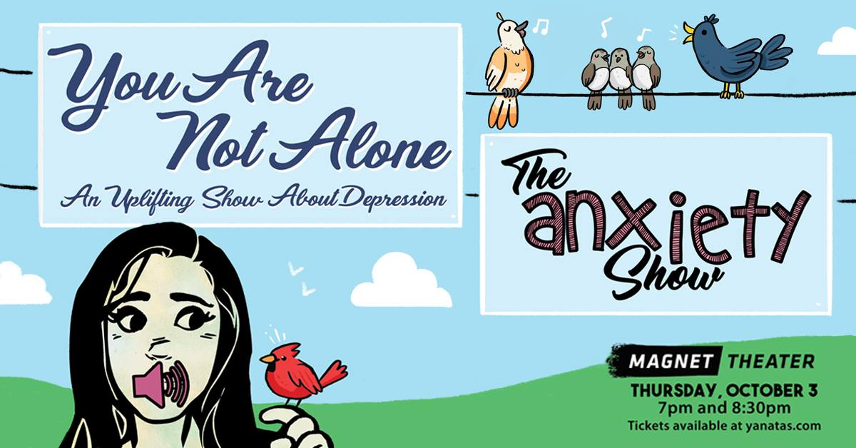 The Anxiety Show
