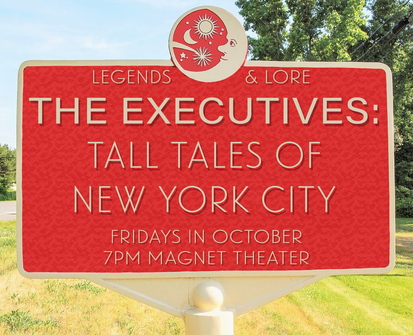 The Executives: Tall Tales of New York City