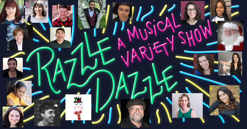 Razzle Dazzle: A Musical Variety Show!